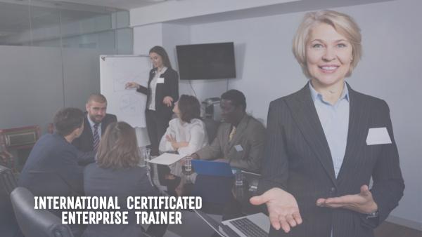 ACI注册国际企业培训师(ICET)职业能力认证